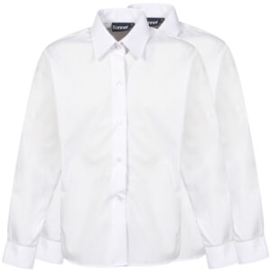 PHS Girls Long Sleeve Blouse (Twin Pack).
