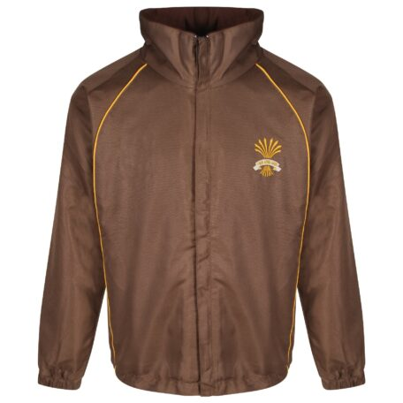PHS Fleece Lined Tracksuit Top.