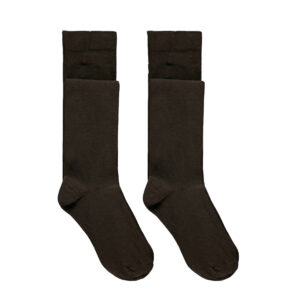 PHS Girls Brown Tights (Twin Pack).