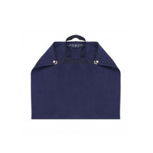 Non Woven Suit Carrier with Webbing Handles.