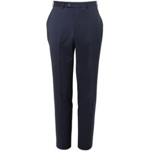 Brook Taverner Avalino Flat Front Trousers