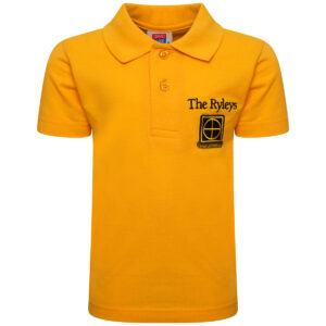 The Ryleys Nursey/KG Gold Polo Top