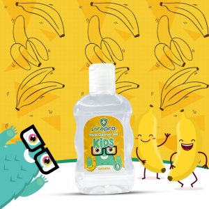 Virapro Kids - Banana - 50ml