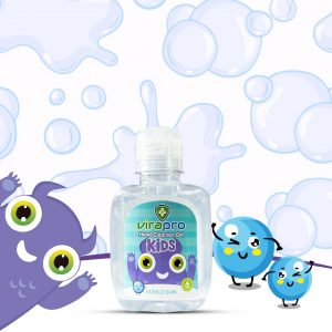 Virapro Kids - Bubblegum - 100ml