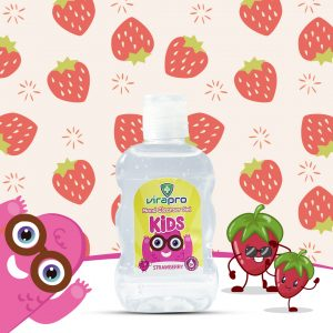 Virapro Kids - Strawberry - 50ml